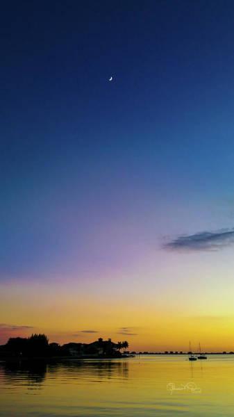 Photograph - Sunset At Ringling Mansion 1 by Susan Molnar