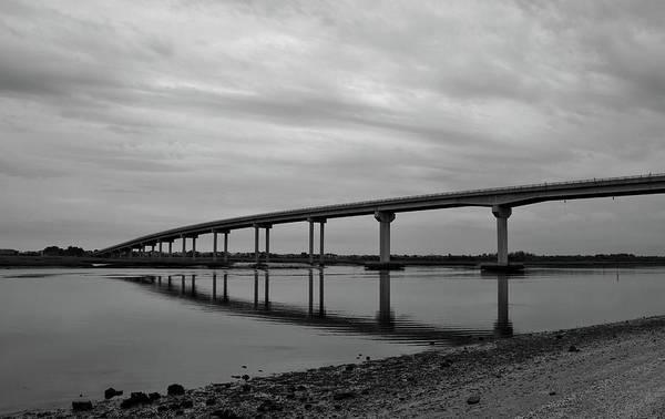 Photograph - Sunset Beach Bridge by Cynthia Guinn