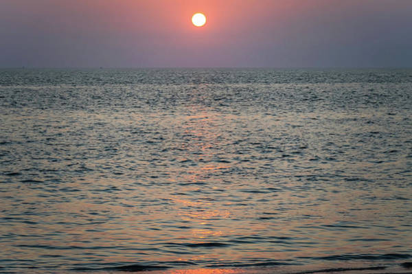 Photograph - Sunset Beach Cape May New Jersey by Terry DeLuco