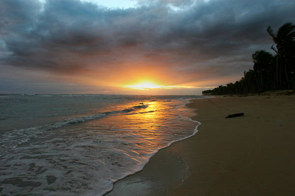 Photograph - Sunset Beach by Robert Och
