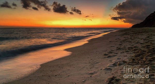 Photograph - Sunset Boracay Philippines by Adrian Evans