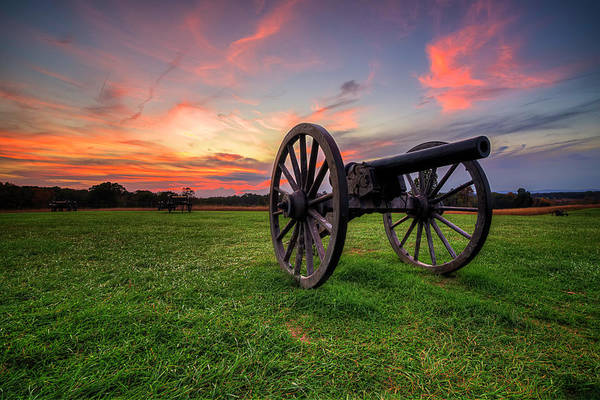 Photograph - Sunset Canon by Ryan Wyckoff