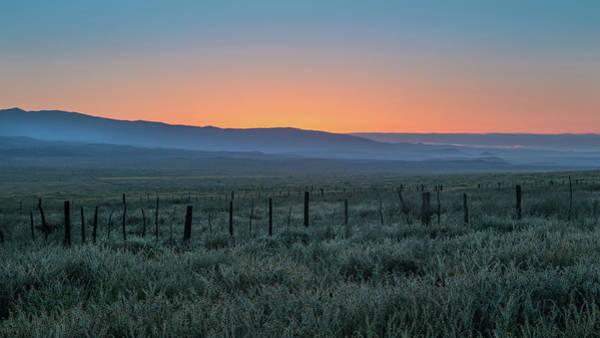Wall Art - Photograph - Sunset, Carrizo Plain by Joseph Smith