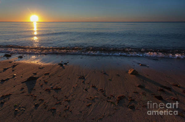 Photograph - Sunset Chapin Beach Style by Michelle Constantine