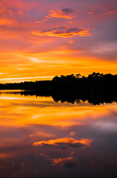 Photograph - Sunset Colors by Parker Cunningham