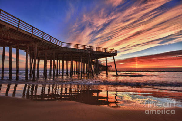 Photograph - Sunset Drama by Beth Sargent