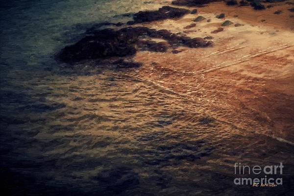 Painting - Sunset Dreams by RC DeWinter