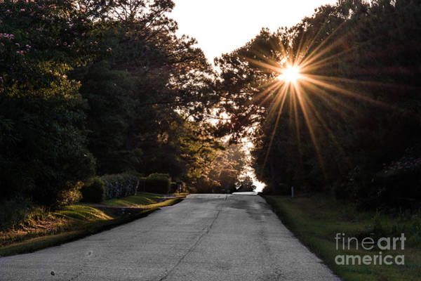 Photograph - Sunset Drive by James Hennis