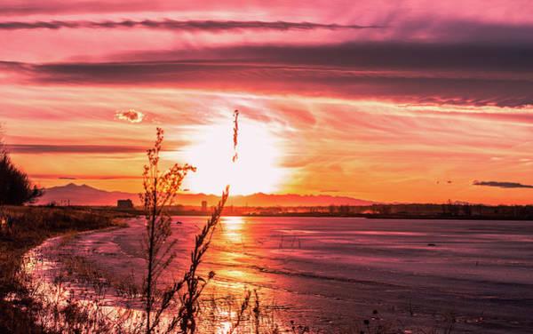 Photograph - Sunset Extravaganza by Tyson Kinnison
