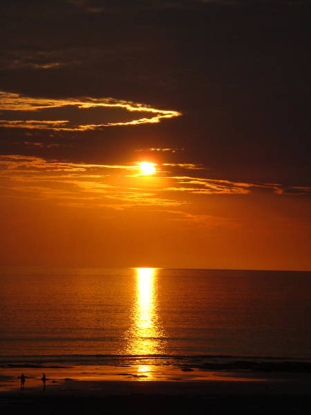 Broome Photograph - Sunset Glory by Kelly Jones