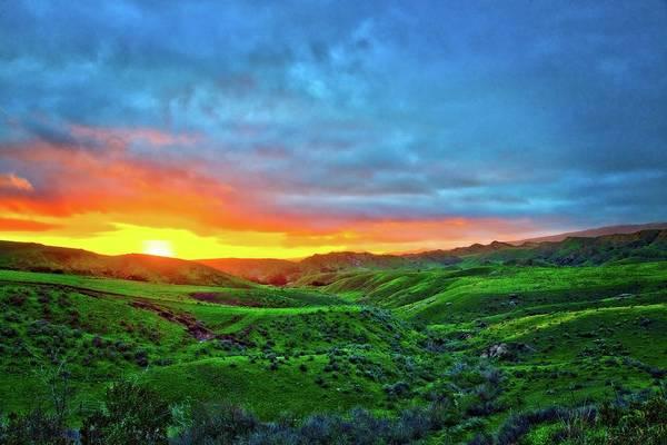 Photograph - Sunset Glory by Lynn Bauer