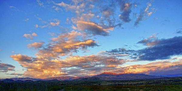 Photograph - Sunset Glow by Leda Robertson