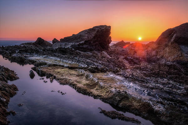 Photograph - Sunset Glow by Matteo Viviani