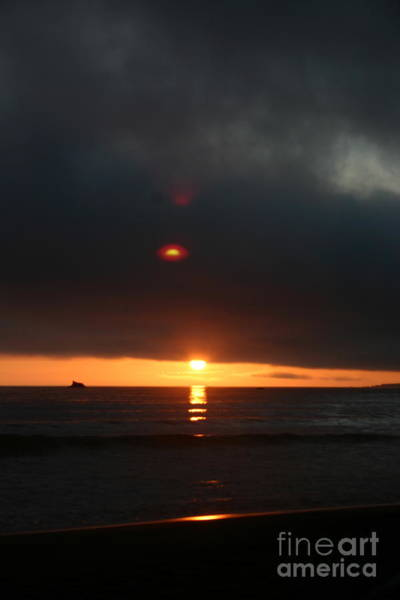 Photograph - Sunset Going And Going by Marie Neder