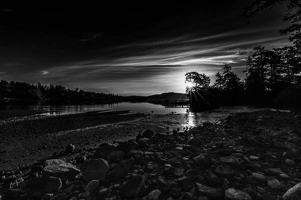 Black Friday Wall Art - Photograph - Sunset Griffin Bay by Thomas Ashcraft