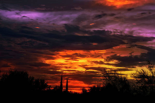 Photograph - Sunset H16 by Mark Myhaver