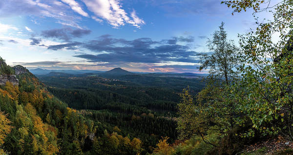 Photograph - Sunset In Bohemian Switzerland by Andreas Levi