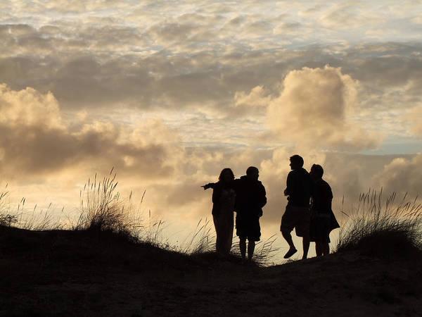 Galicia Photograph - Sunset In Celeiro by JM Ardevol