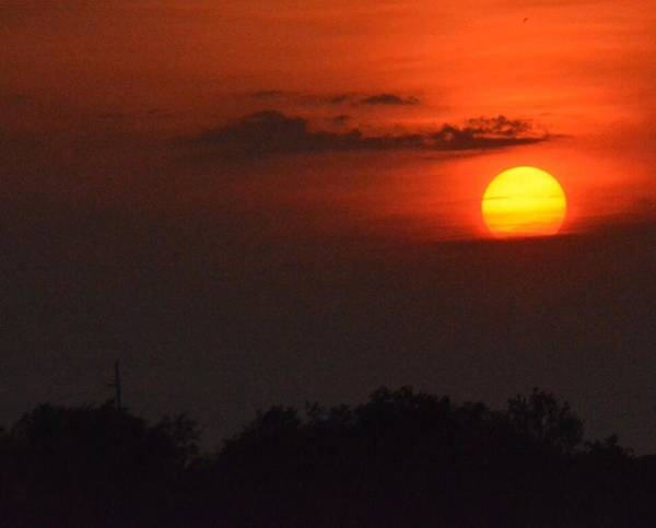 Photograph - Sunset In Kentucky  by Sumoflam Photography