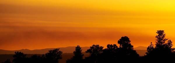 Wall Art - Photograph - Sunset In Montana by Randy Morgan