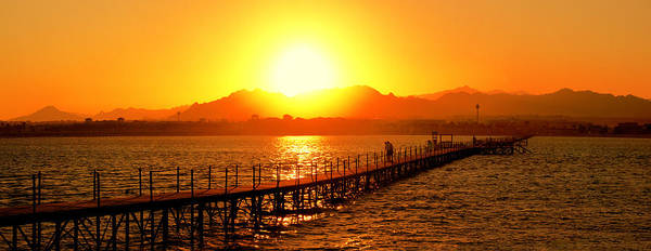 Photograph - Sunset In Nabq Bay by Sun Travels