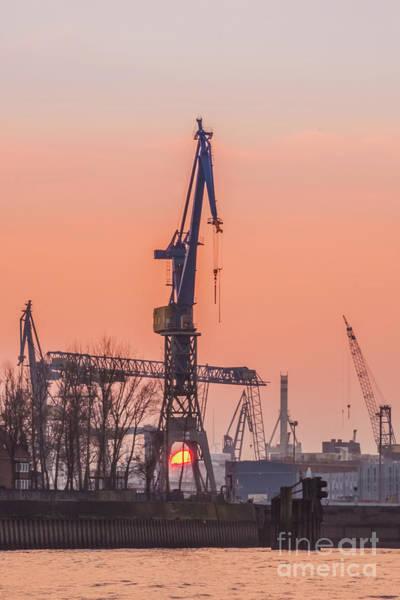 Photograph - Sunset In Port by Marina Usmanskaya