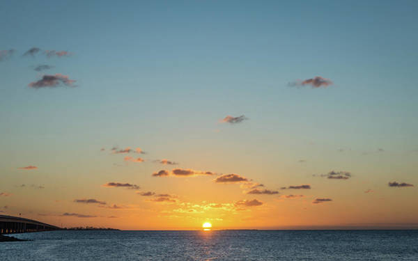 Photograph - Sunset In The Keys #2 by Framing Places