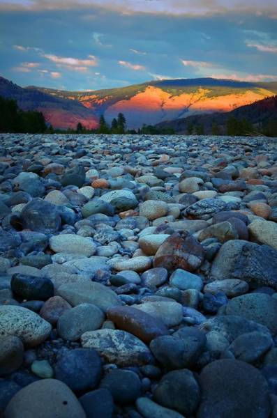 Photograph - Sunset In The Similkameen by Tara Turner