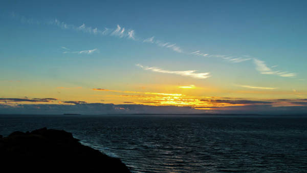 Photograph - Sunset In Weston-super-mare D Somerset England by Jacek Wojnarowski