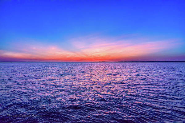 Photograph - Sunset July by Erich Grant