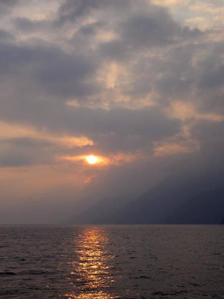 Photograph - Sunset Lake Atitlan by Kurt Van Wagner