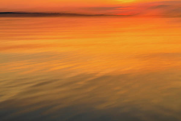 Photograph - Sunset Motion by Dan Sproul