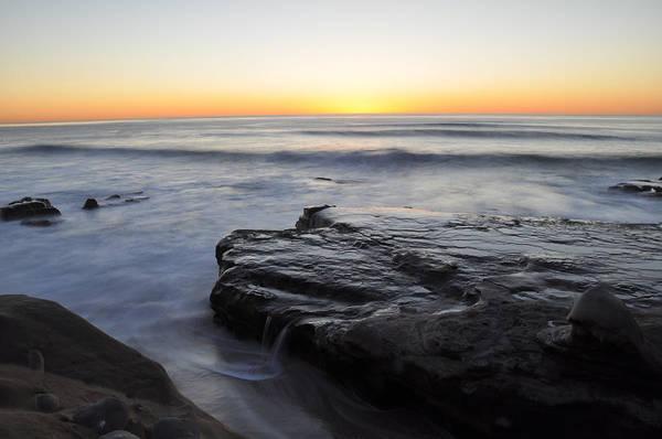 Wall Art - Photograph - Sunset Ocean by Kelly Wade