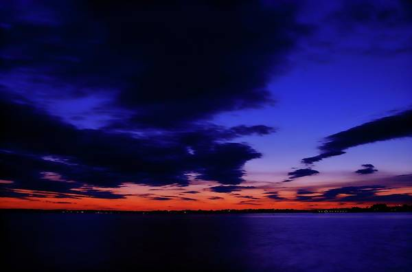 Wall Art - Photograph - Sunset On Barnegat Bay 2 - Jersey Shore  by Angie Tirado