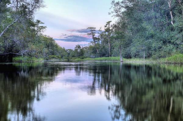 Photograph - Sunset On Bubbling Creek. by JC Findley