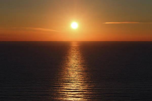 Photograph - Sunset On Sea by Sergey Taran