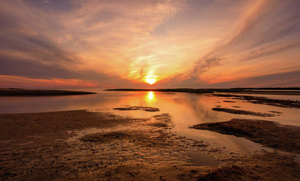 Photograph - Sunset On The Cape by Rob Davies