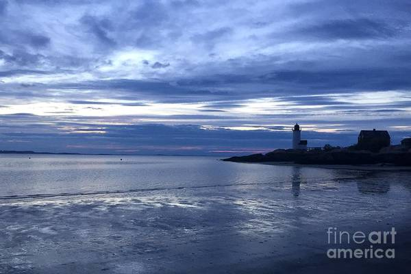 Wall Art - Photograph - Sunset On The North Shore by Hanni Stoklosa