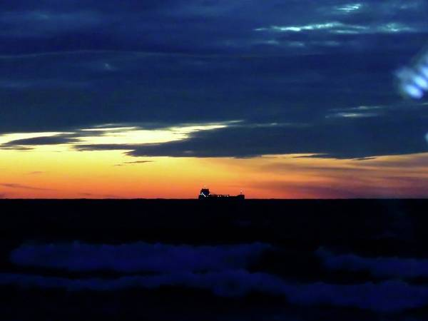 Photograph - Sunset On Winter Solstice Eve by Dennis McCarthy