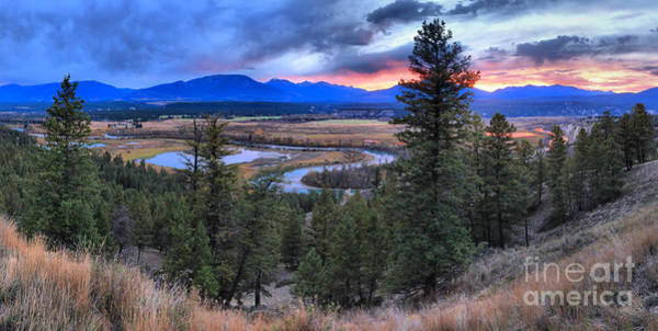 Photograph - Sunset Over Columbia Wetlands by Adam Jewell