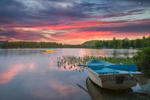 Photograph - Sunset Over Five Kezars by Darylann Leonard Photography