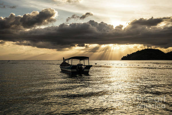 Photograph - Sunset Over Langkawi In Malaysia by Didier Marti