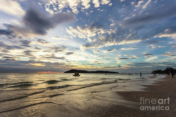 Photograph - Sunset Over Langkawi, Malaysia by Didier Marti