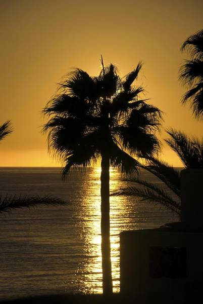 Photograph - Sunset Over The Mediterranean by NaturesPix