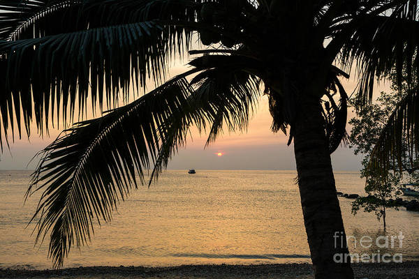 Photograph - Sunset Over Tioman Island by Didier Marti