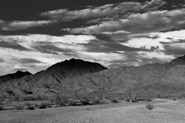 Photograph - Sunset Over Yuma Mountain by TM Schultze