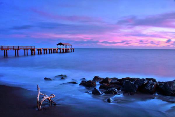 Wall Art - Photograph - Sunset Pier by Scott Mahon
