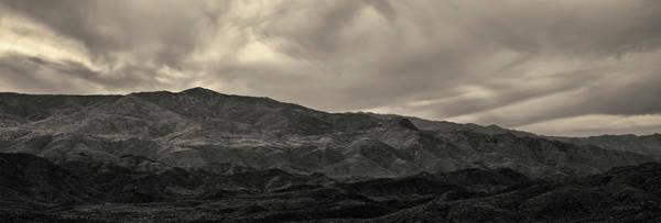 Photograph - Sunset Point Arizona Panorama Toned by David Gordon