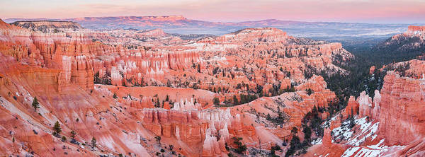Wall Art - Photograph - Sunset Point Panoramic by Mavourneen Strozewski