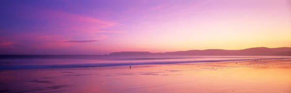 Wall Art - Photograph - Sunset Point Reyes National Seashore Ca by Panoramic Images